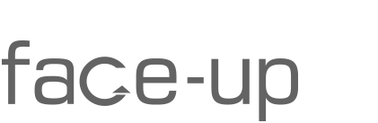 face-up logo